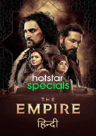 The Empire 2021 WEB-DL 1GB Hindi S01 Complete Download 480p