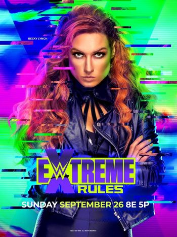 WWE Extreme Rules (2021) PPV WEBRip 720p & 480p x264 | Full Show