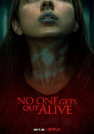 No One Gets Out Alive 2021 WEB-DL 300MB Hindi Dual Audio 480p