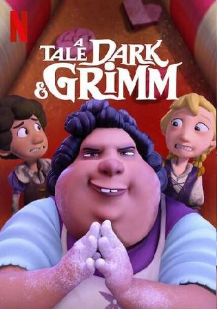 A Tale Dark and Grimm 2021 WEB-DL 950MB Hindi Dual Audio 480p