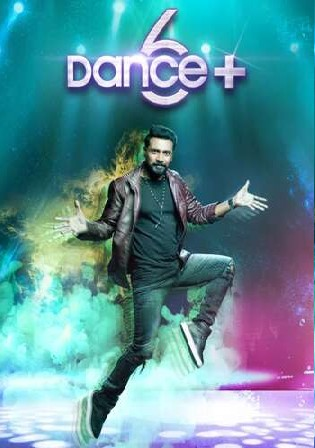 Dance Plus 6 HDTV 480p 200Mb 13 October 2021 Watch online Free Download bolly4u