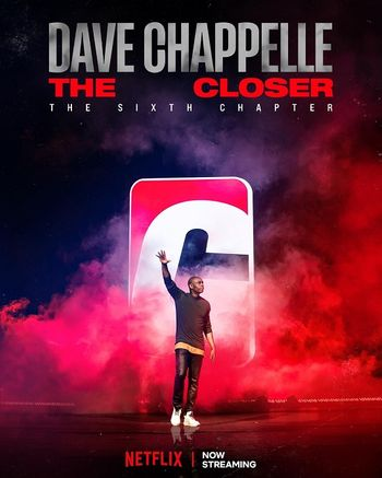 Dave Chappelle The Closer 2021 English 720p Web-DL 500MB ESubs